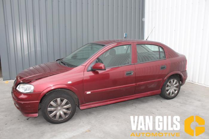 Opel Astra 1999  X16XEL 8