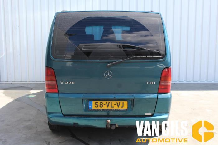 Mercedes V-Klasse 2000  611980 6