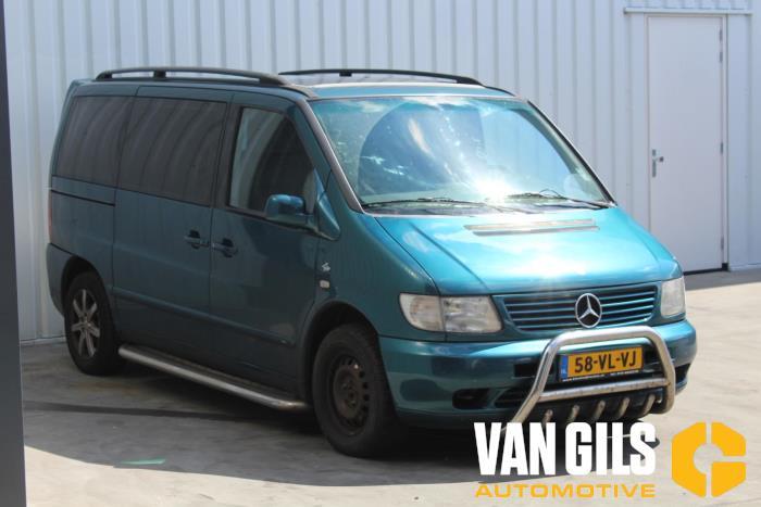 Mercedes V-Klasse 2000  611980 4
