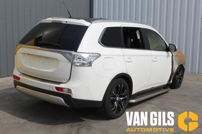 Mitsubishi Outlander 2015  4B11 1