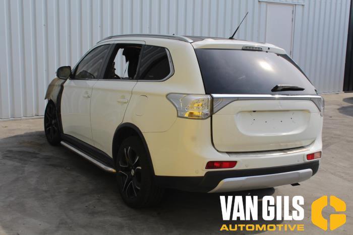 Mitsubishi Outlander 2015  4B11 4