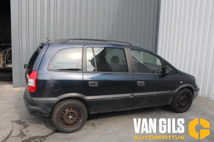 Opel Zafira 2003  Z22SE 9