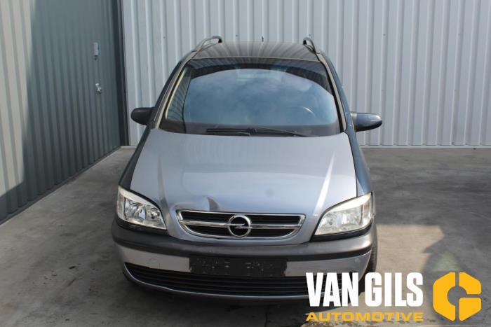 Opel Zafira 2003  Z22SE 3
