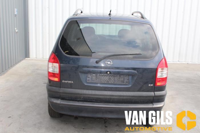 Opel Zafira 2003  Z22SE 6
