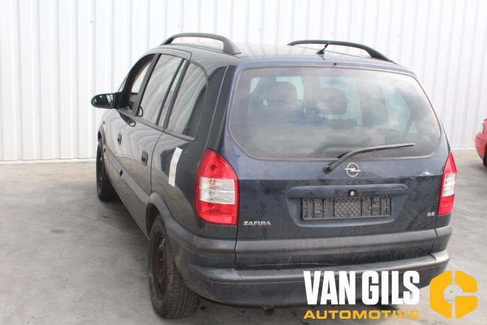 Opel Zafira 2003  Z22SE 7
