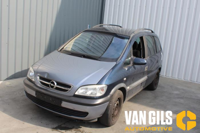 Opel Zafira 2003  Z22SE 1