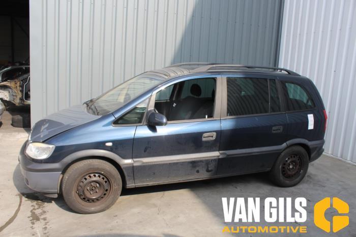 Opel Zafira 2003  Z22SE 8