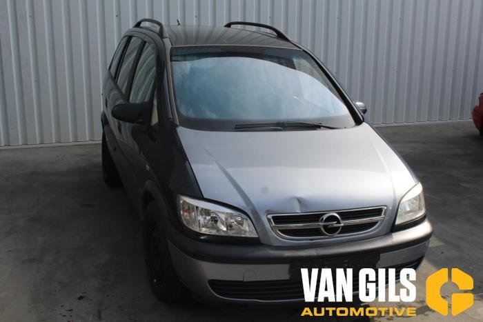 Opel Zafira 2003  Z22SE 4