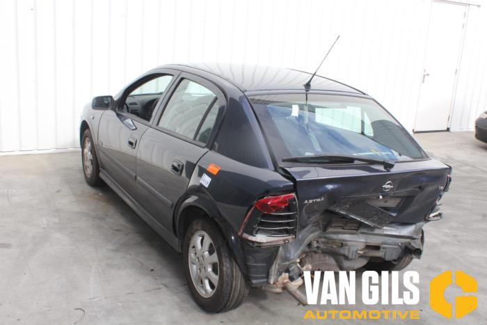 Opel Astra 2002  Z16SE 7