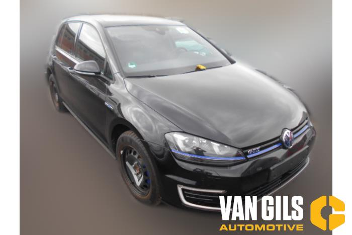 Volkswagen Golf 2017  CUKB 1