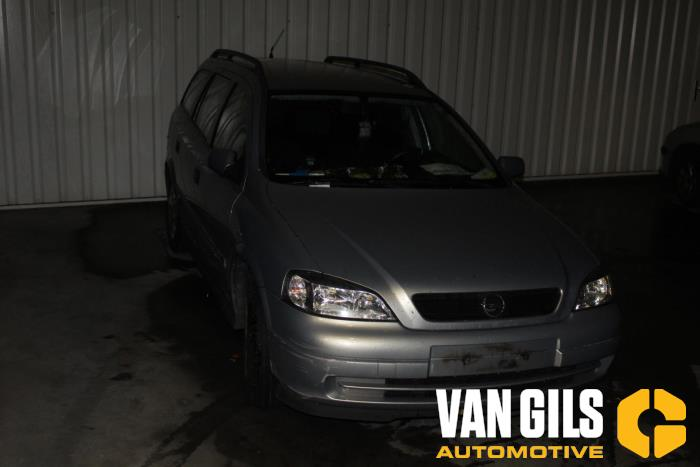 Opel Astra 2000  Z16SE 4