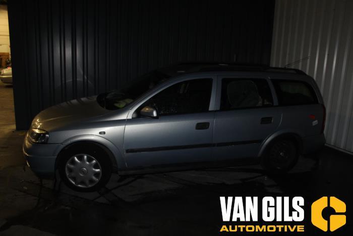 Opel Astra 2000  Z16SE 8