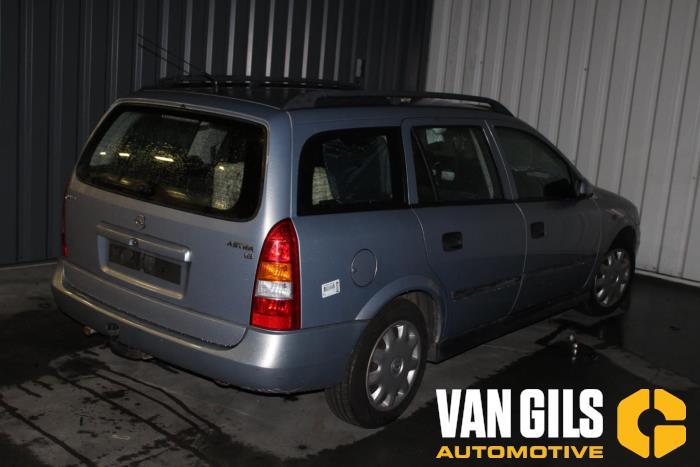 Opel Astra 2000  Z16SE 5