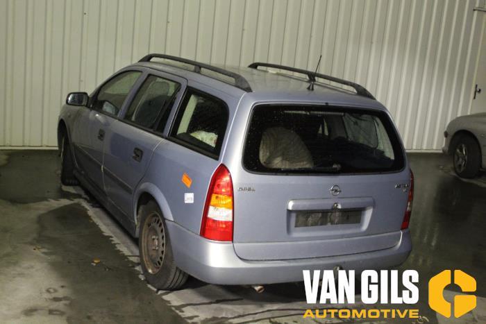 Opel Astra 2000  Z16SE 7