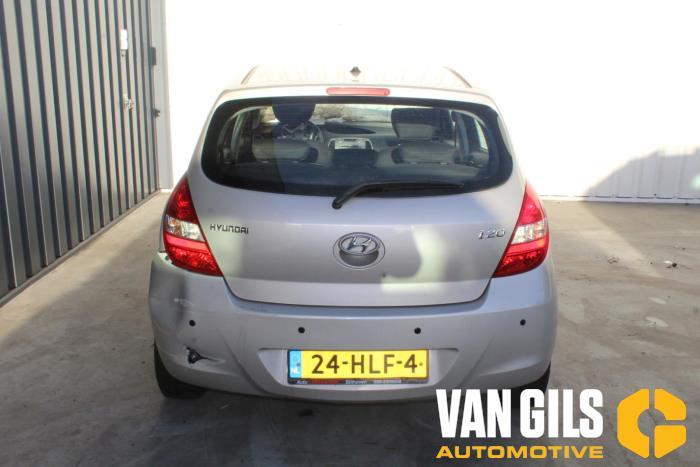 Hyundai I20 2009  G4FA 3