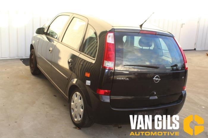 Opel Meriva 2006  Z16XE 4