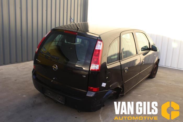 Opel Meriva 2006  Z16XE 7
