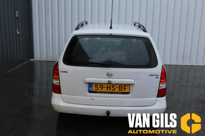 Opel Astra 2001  Z16SE 8