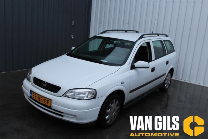 Opel Astra 2001  Z16SE 7