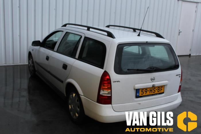 Opel Astra 2001  Z16SE 1