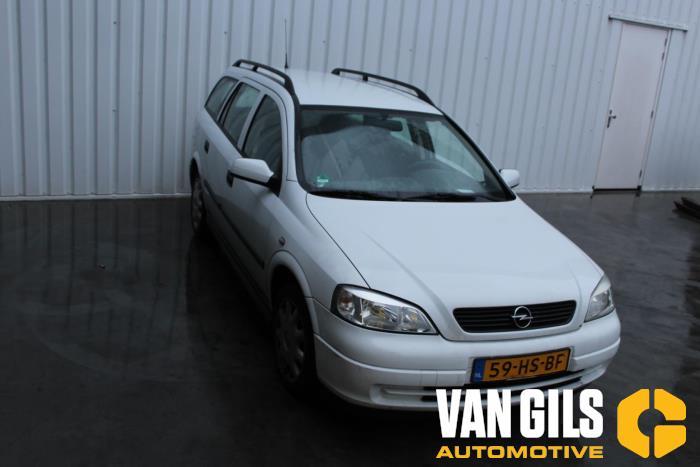 Opel Astra 2001  Z16SE 3