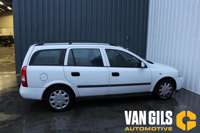 Opel Astra 2001  Z16SE 5