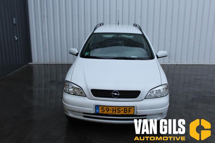 Opel Astra 2001  Z16SE 6