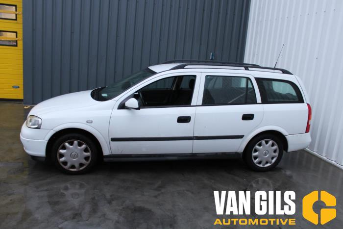Opel Astra 2001  Z16SE 9