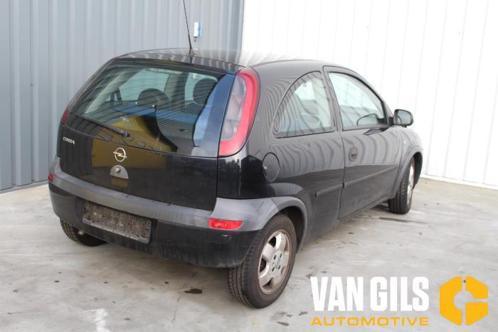 Opel Corsa 2002  Z12XE 7