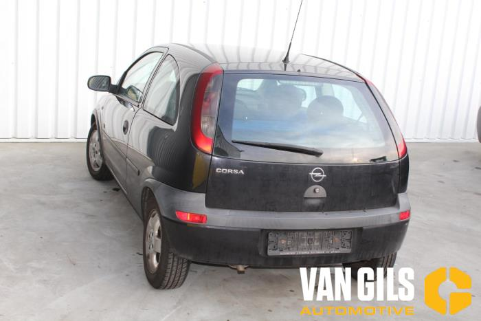 Opel Corsa 2002  Z12XE 3