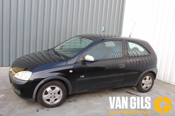 Opel Corsa 2002  Z12XE 4