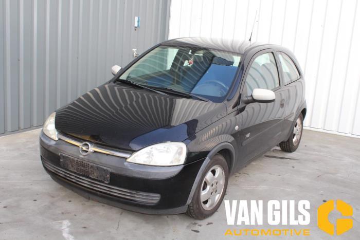 Opel Corsa 2002  Z12XE 9