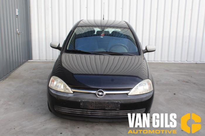 Opel Corsa 2002  Z12XE 1