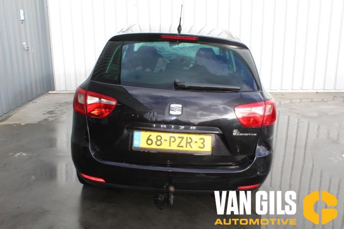 Seat Ibiza 2011  CFW 3