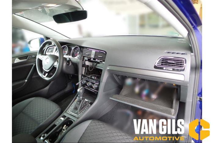 Volkswagen Golf 12- 2017  DGT 6