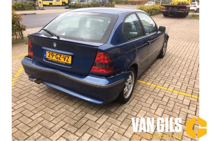 BMW 3-Serie 2001  256S5 12