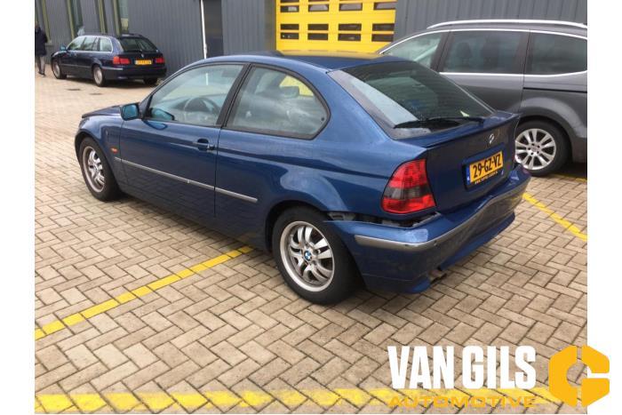 BMW 3-Serie 2001  256S5 6