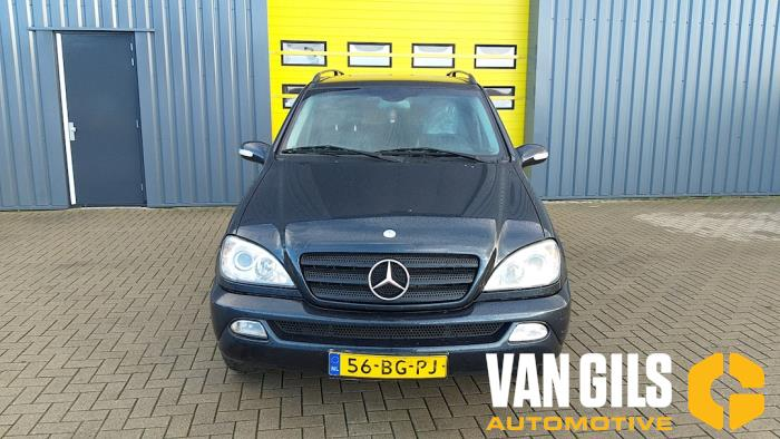 Mercedes ML-Klasse 2003  612963 14