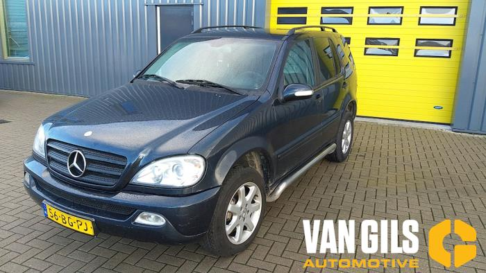 Mercedes ML-Klasse 2003  612963 17