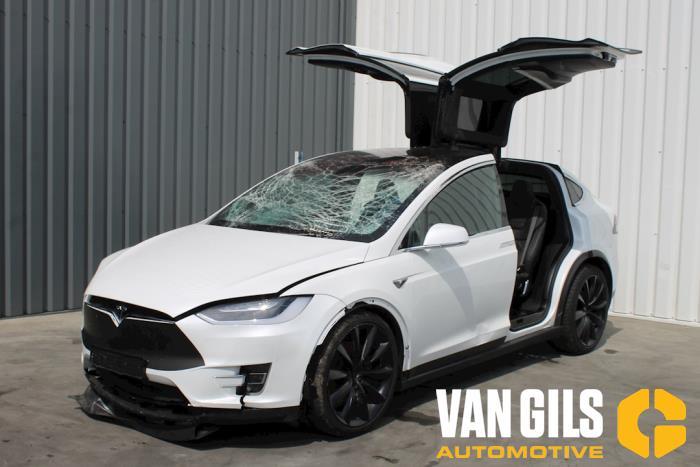 Tesla Model X 2017  L2S 7