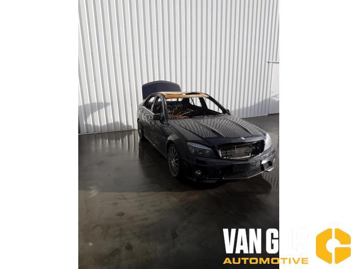 Mercedes C-Klasse 2010  156985 7