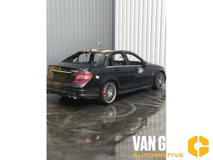 Mercedes C-Klasse 2010  156985 13
