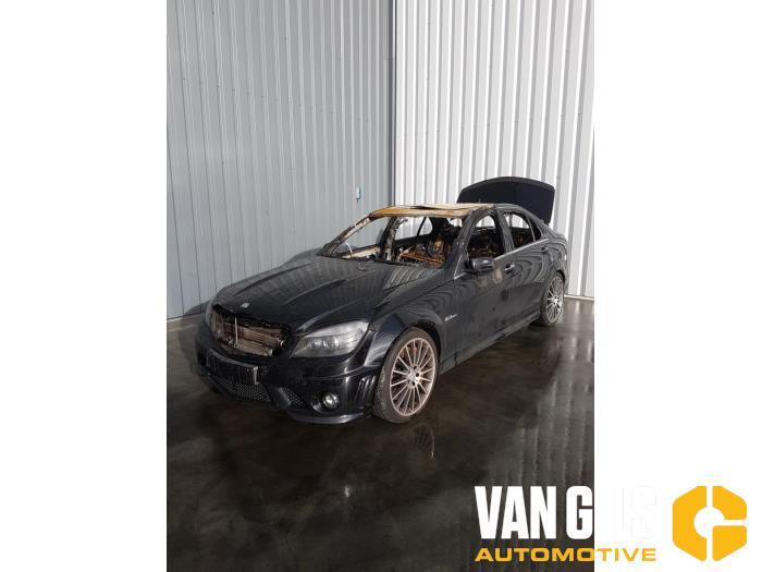 Mercedes C-Klasse 2010  156985 6