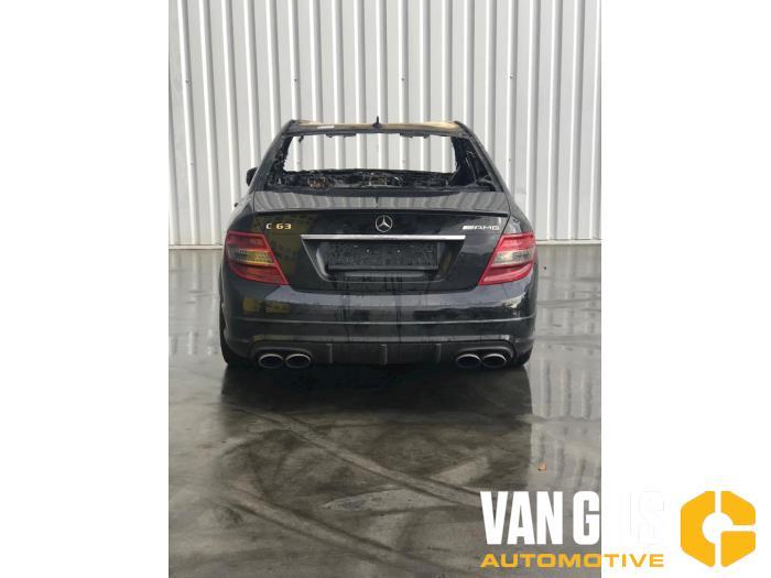 Mercedes C-Klasse 2010  156985 11