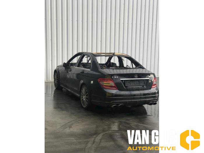 Mercedes C-Klasse 2010  156985 12