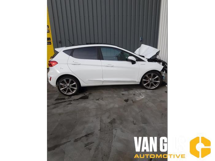 Ford Fiesta 2018  XWJB 5