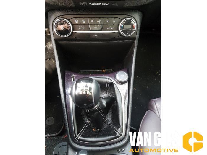 Ford Fiesta 2018  XWJB 16