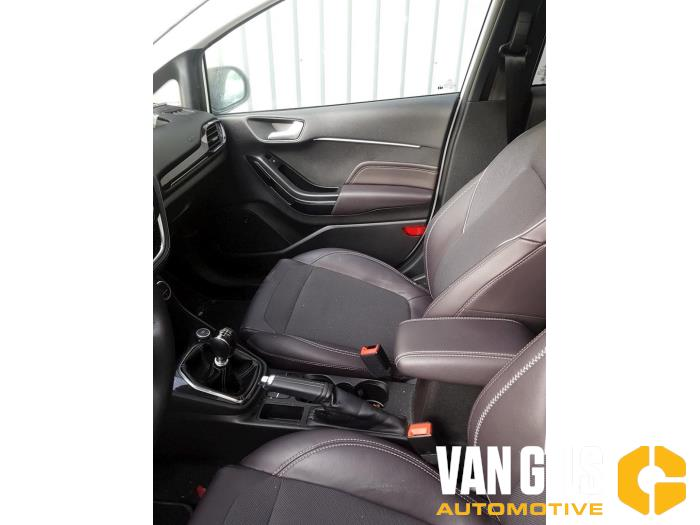 Ford Fiesta 2018  XWJB 13