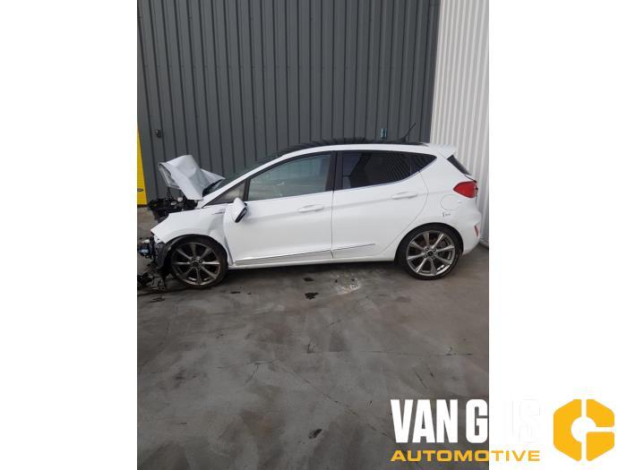 Ford Fiesta 2018  XWJB 8