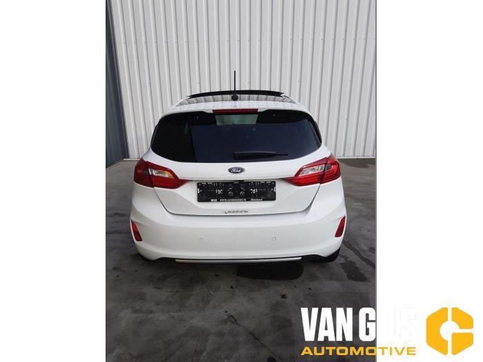 Ford Fiesta 2018  XWJB 1